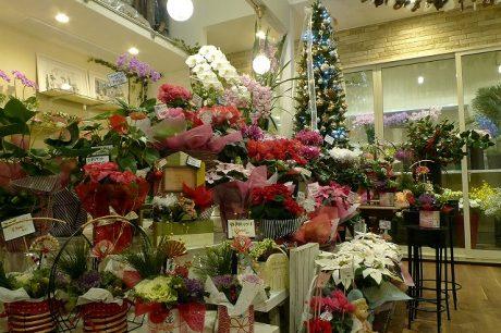 宮崎市権現町にある可愛い花屋