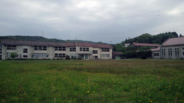 旧有福中学校