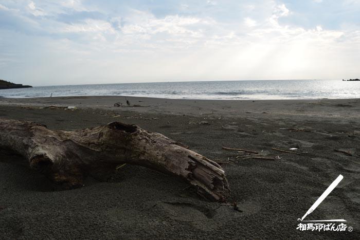 高鍋町 蚊口の浜