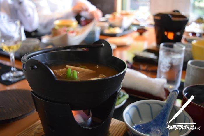 金沢市のランチは治部煮
