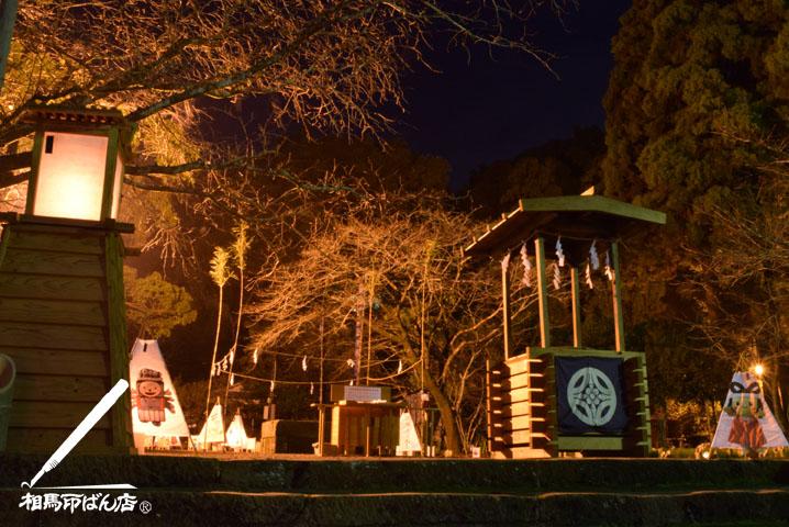 2017年の高鍋町の灯籠まつり