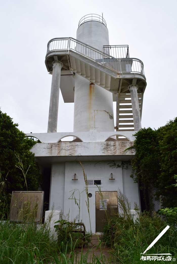 大バエ灯台の歴史