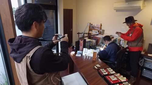 宮崎ケーブルテレビの収録