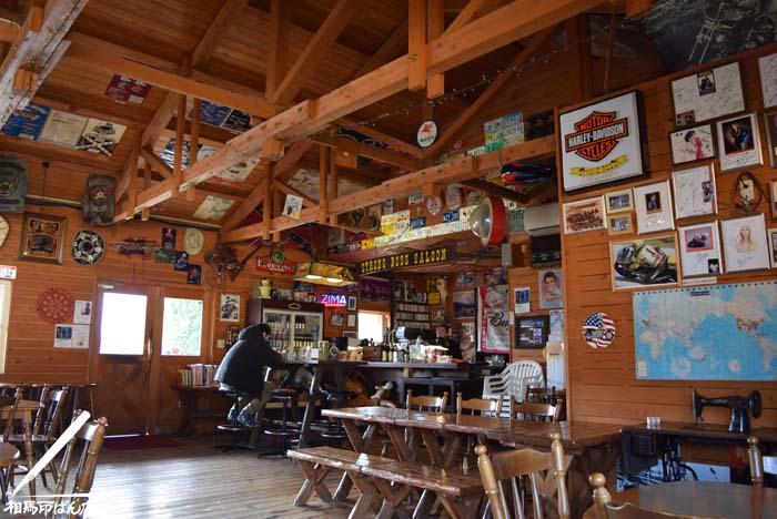南阿蘇村にあるストロングボスサルーン。ペットOKのお店