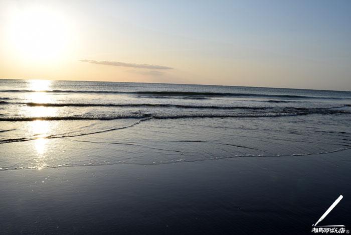 富田の浜を散歩