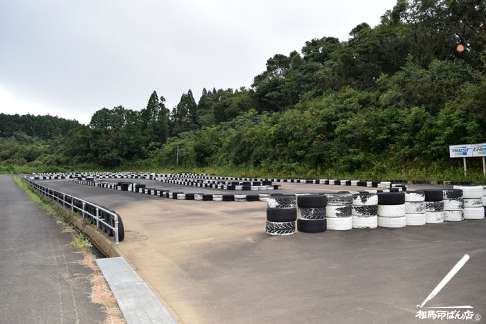 宮崎のカート場