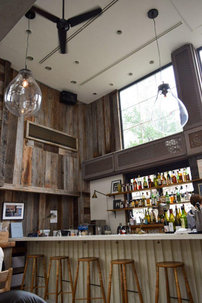 白金台にあるお洒落なレストラン、カフェ。ケンリックサウンド