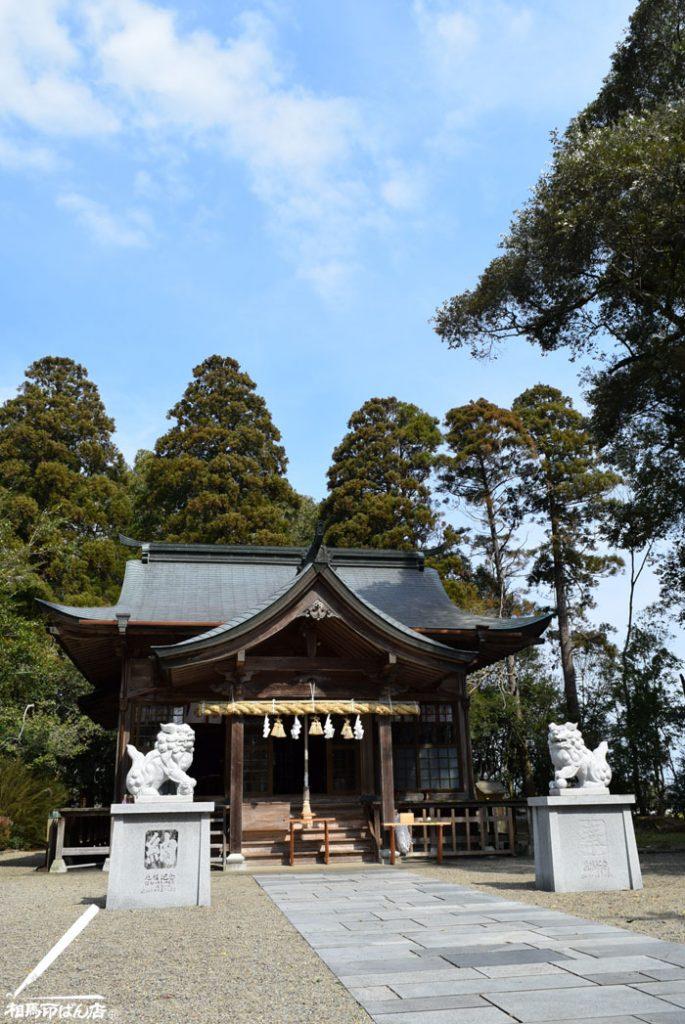 川南町にある平田神社