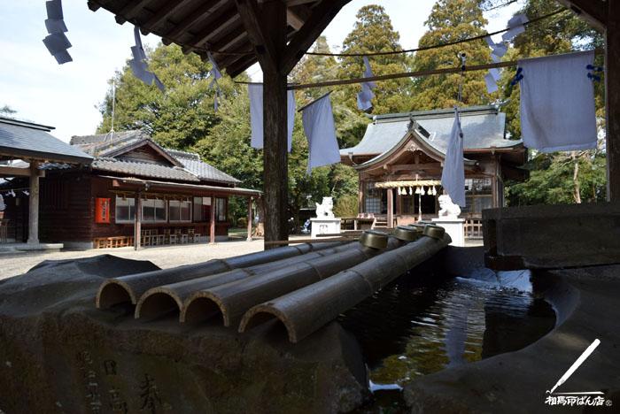 宮崎県川南町にある平田神社へ参拝