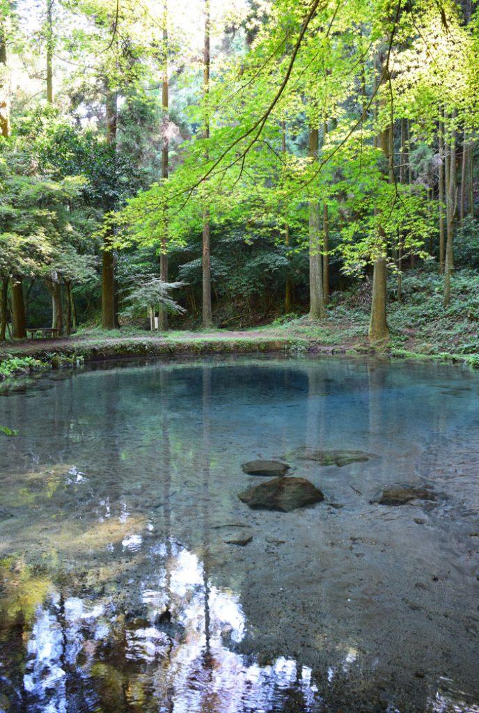 えびの市にある小池
